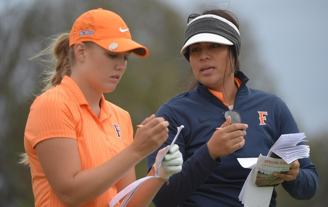 Fullerton Tied for 10th Heading into Third Round