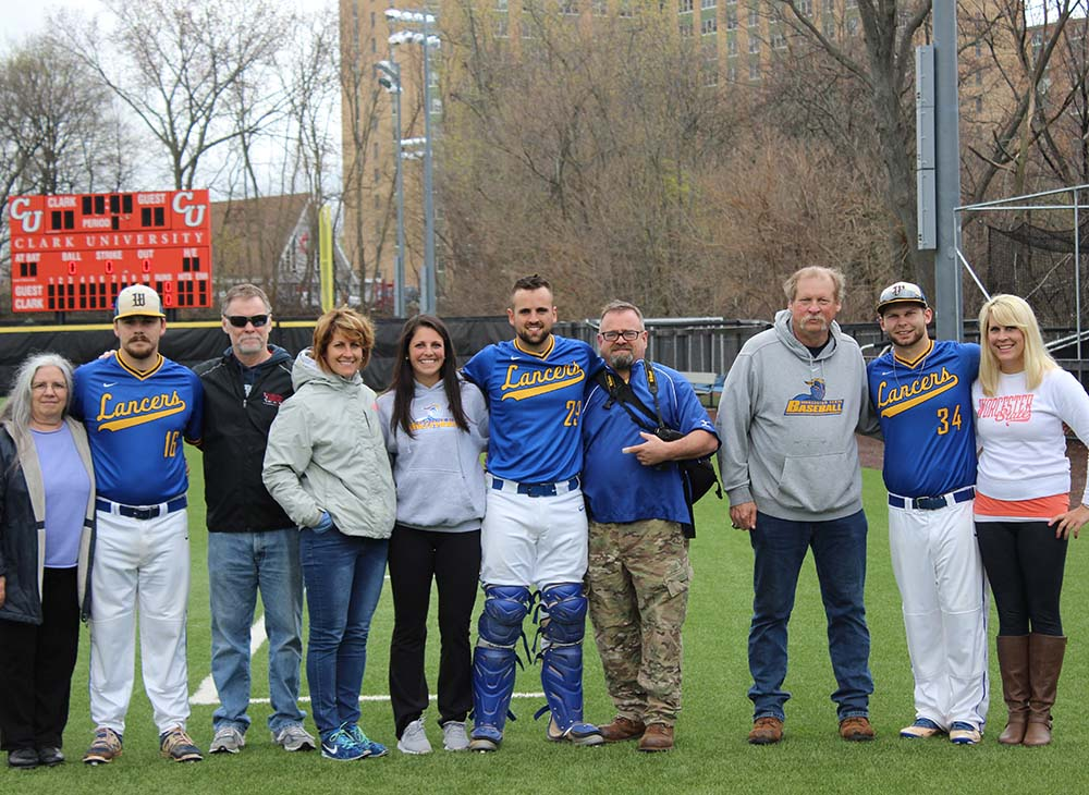 Baseball Concludes Season with Senior Day Setback to Clark