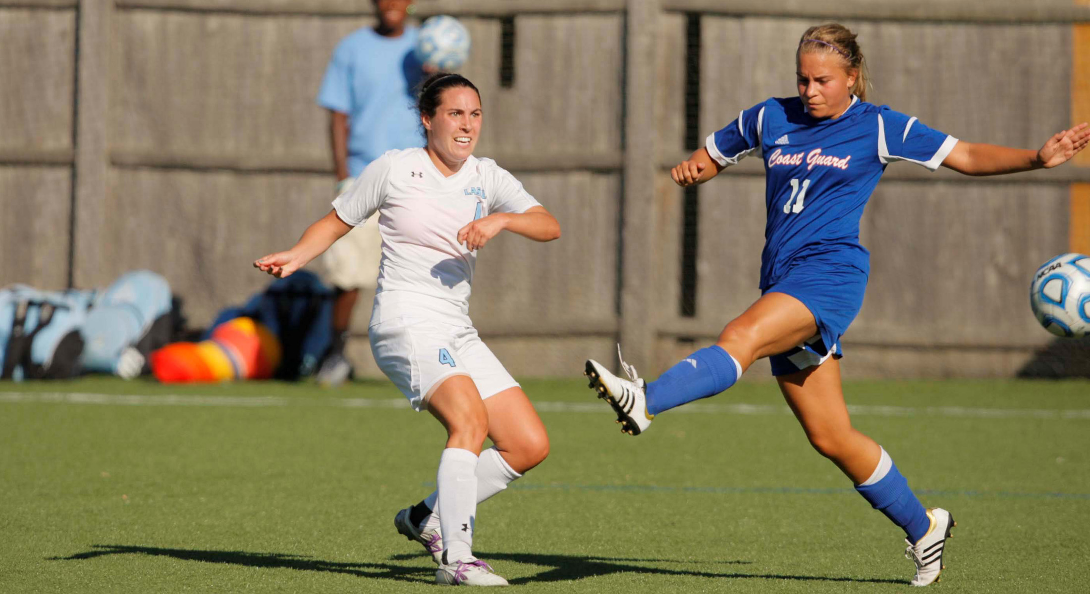 Early Scoring Spree Sends Women's Soccer to 4th Straight GNAC Final