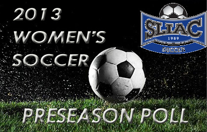 Webster Tops SLIAC Women's Soccer Preseason Poll
