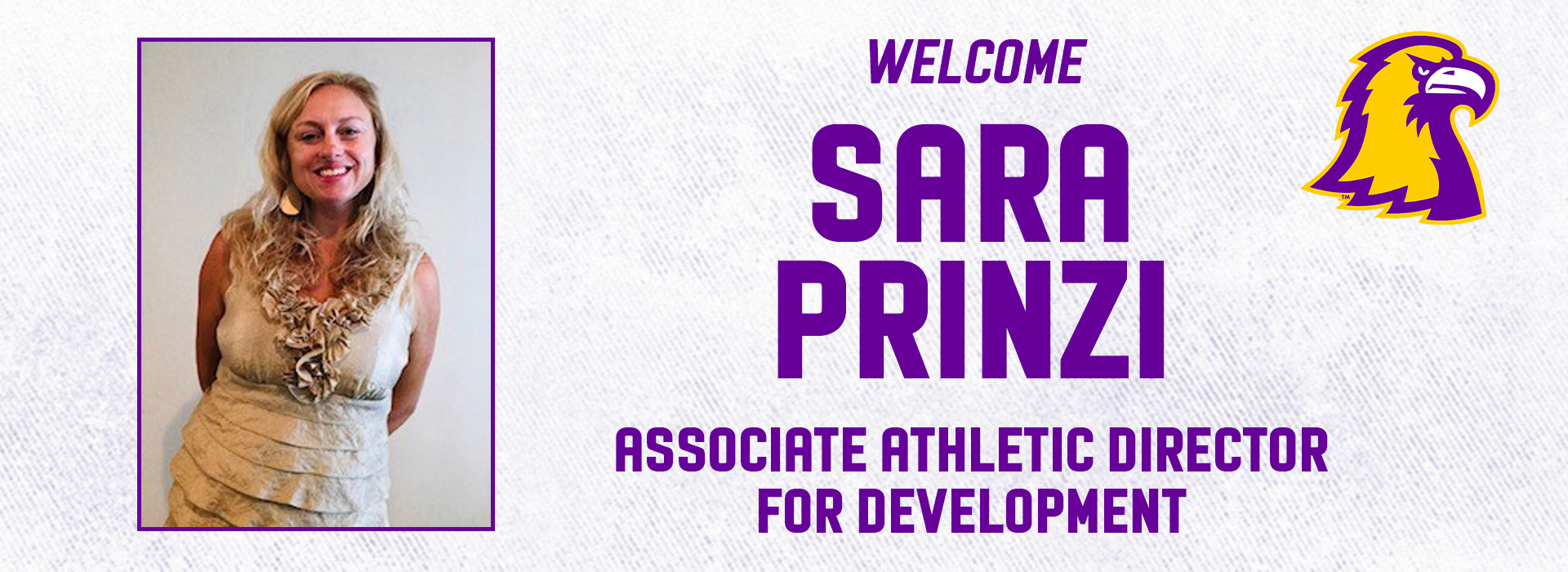 Sara Prinzi joins Tech Athletics as associate athletic director for development