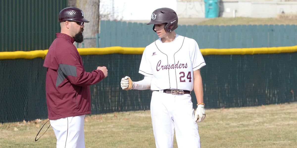 Location Change for Evangel Baseball Brings Crusaders to Springfield