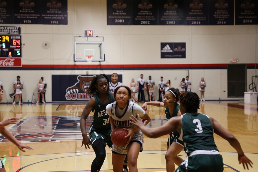 Southwest Lady Bears fall at home in OT