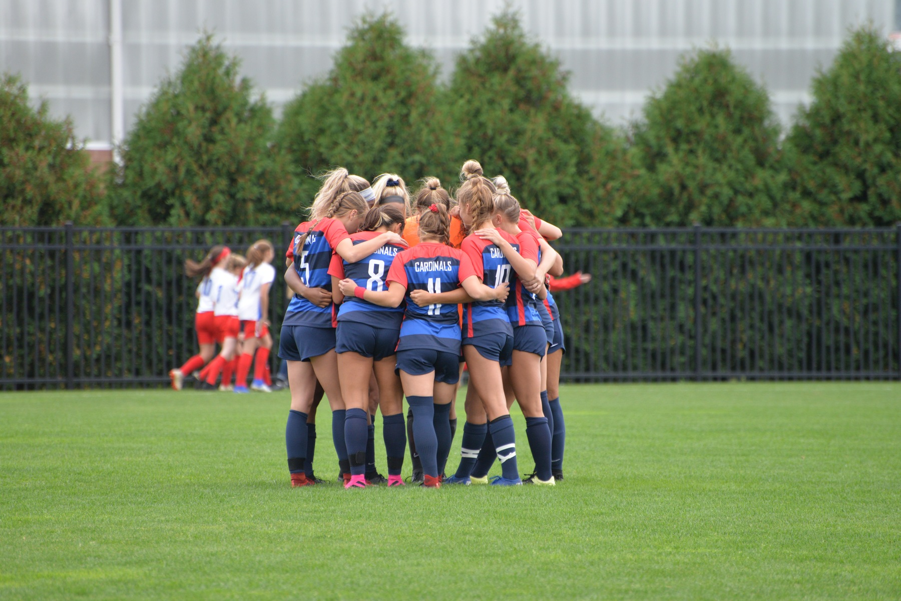 SVSU moves to 6-1 in GLIAC play with shutout over Davenport