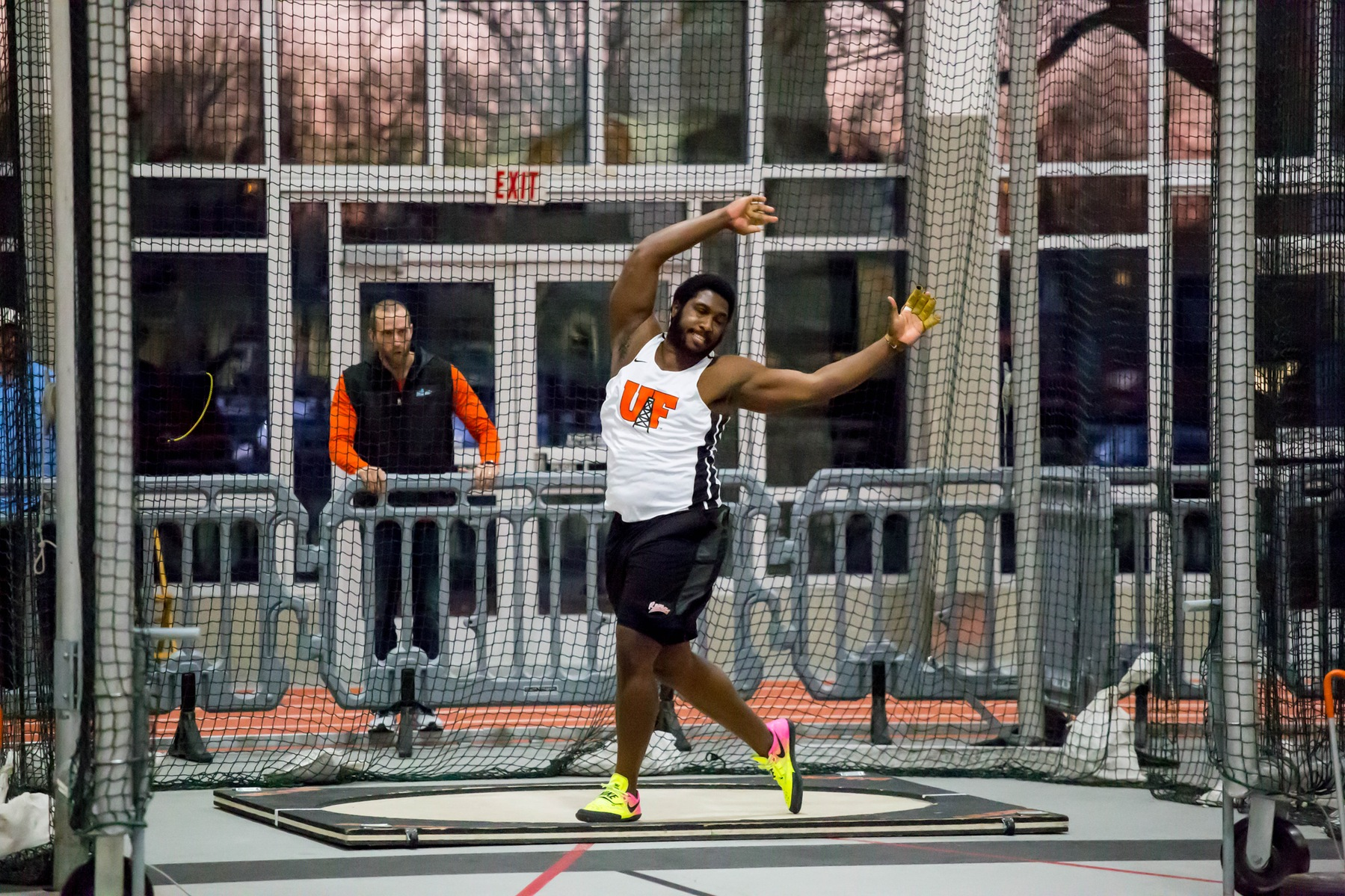 Oilers Complete First Day of Polar Bear Invitational