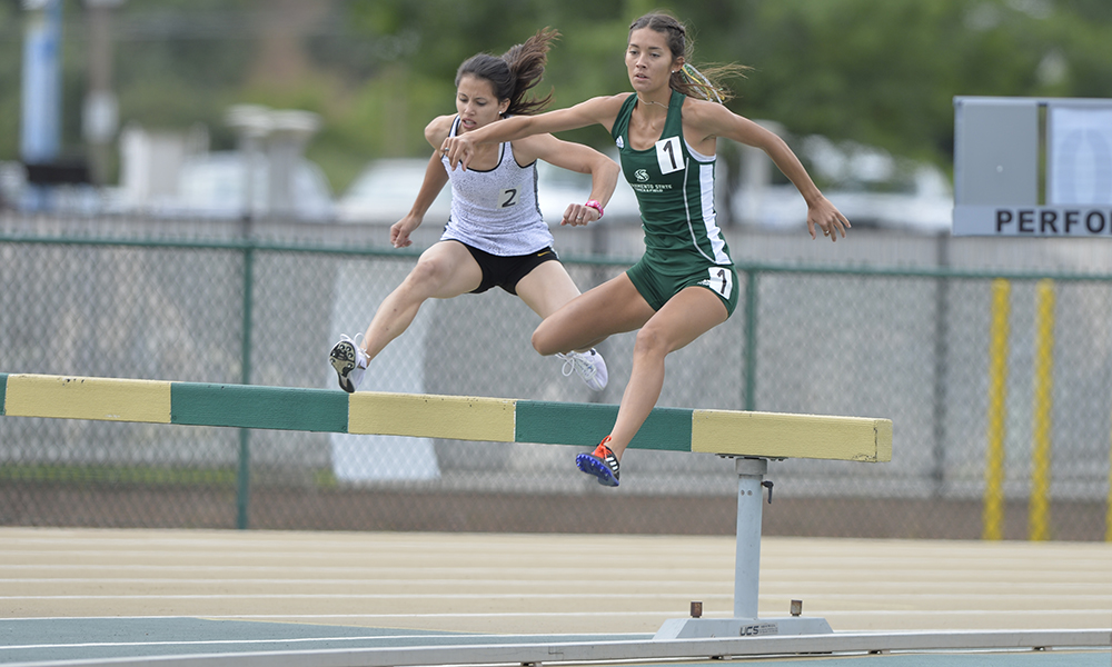 TRACK & FIELD SETS THREE SCHOOL TOP 10 MARKS AT PAIR OF SOCAL MEETS