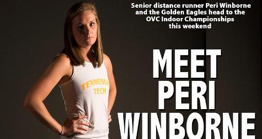 Getting to know Golden Eagle distance runner Peri Winborne