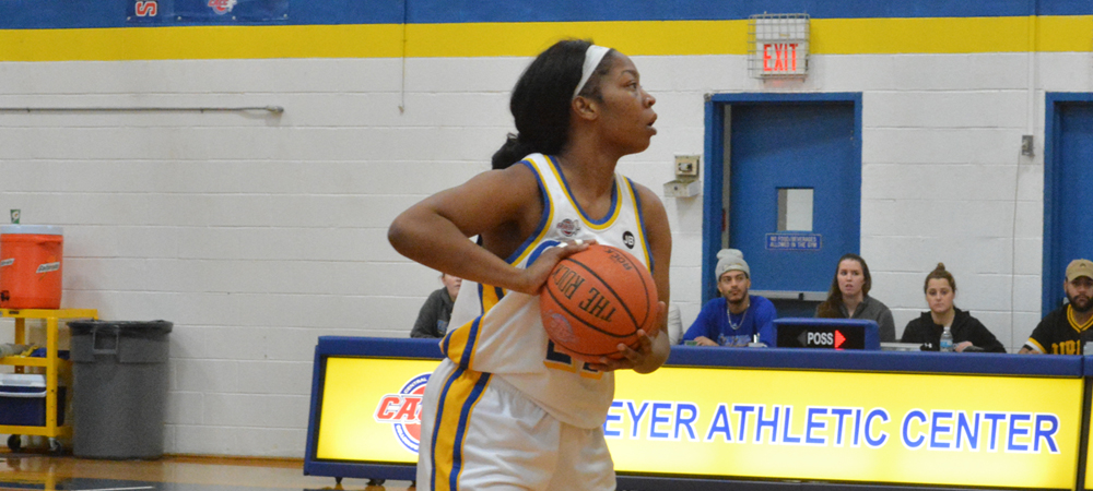 Women's Basketball Travels To Nationally-Ranked USciences Saturday