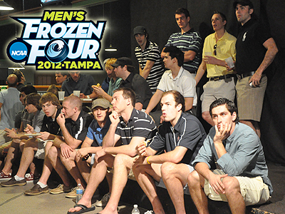 Bulldog Hockey Earns NCAA Tourney Bid!