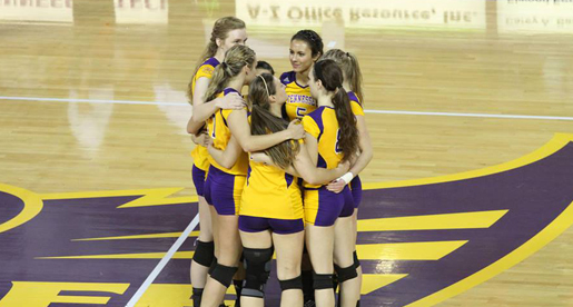Volleyball team to host Jacksonville State as part of unique doubleheader