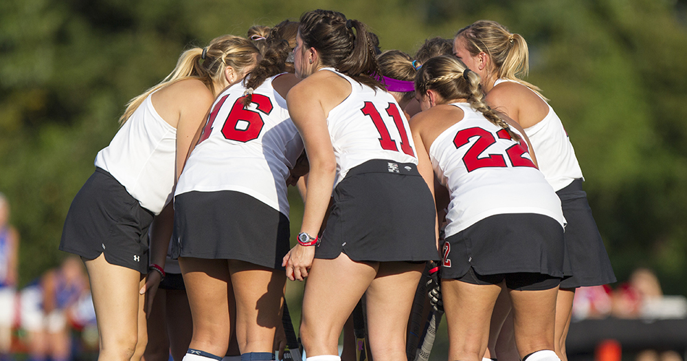 Catholic Field Hockey Rolls Past Moravian, 12-0