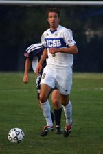 Neil Jones And Tony Lochhead Of UCSB's Men's Soccer Team To Play On New Zealand's Olympic Squad Against Japan