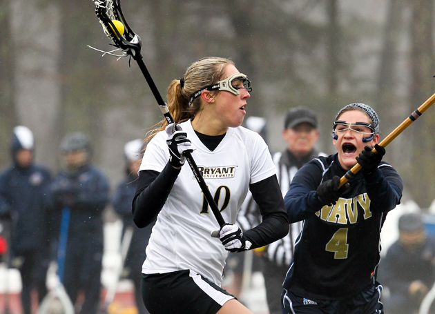Bryant tops Stetson, 13-6, on road