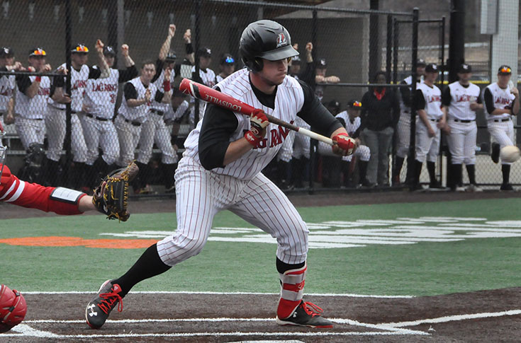 Baseball: Panthers blank Huntingdon 9-0 in first game of USA South conference series