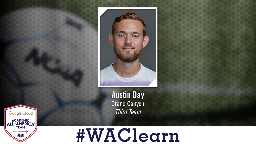 GCU's Day Named Google Cloud Academic All-America
