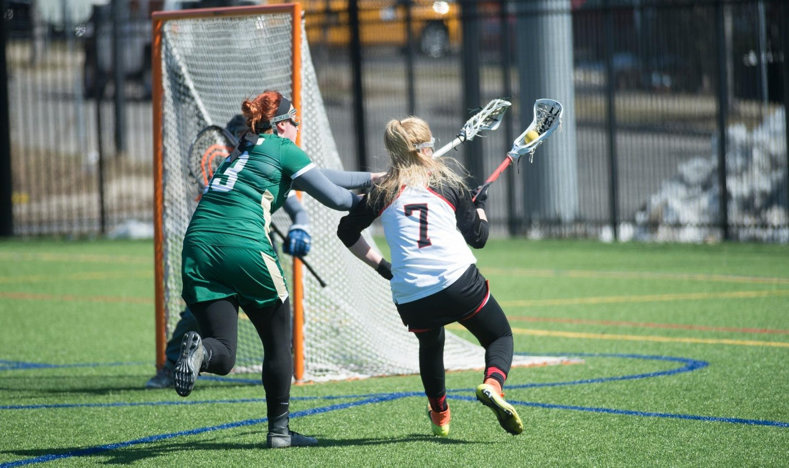 Women's Lacrosse Falls to Medaille in Final Road Game