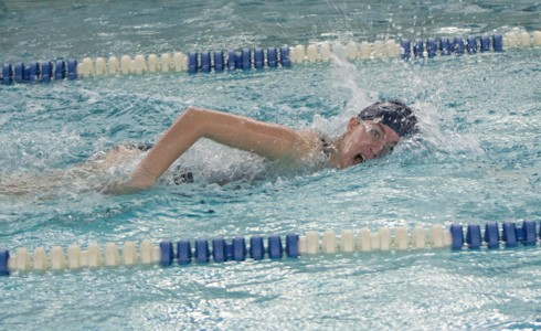 McMaster Named HVWAC Swimmer of the Week