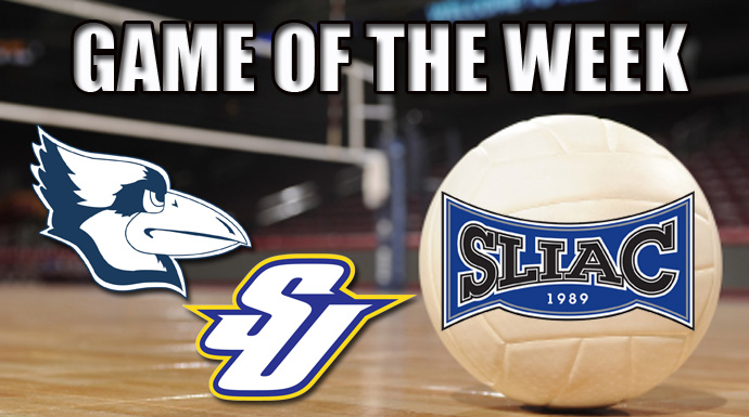 Game of the Week - Westminster at Spalding (Volleyball)