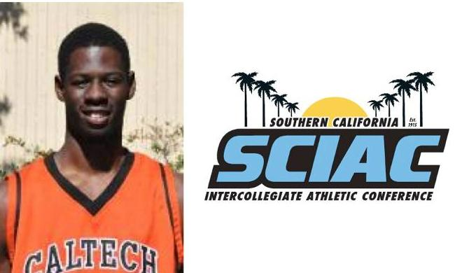 Kc Emezie Named SCIAC Athlete of the Week