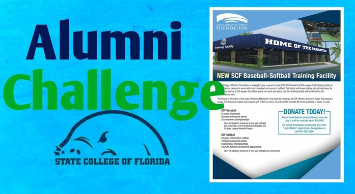 Words Alumni Challenge with a picture of the flier for the challenge