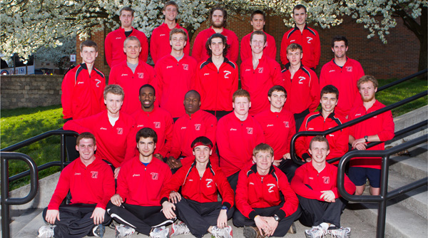 2012 Wittenberg Men's Track and Field