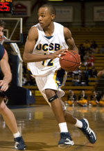 UC Santa Barbara Victorious Over UC Riverside, 73-65