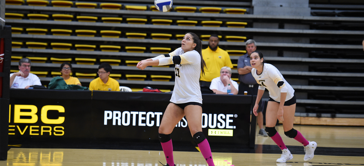 Volleyball Hosts Stony Brook in America East Action on Friday