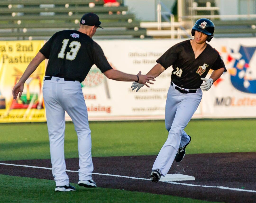Rascals Complete Sweep With 7-3 Win