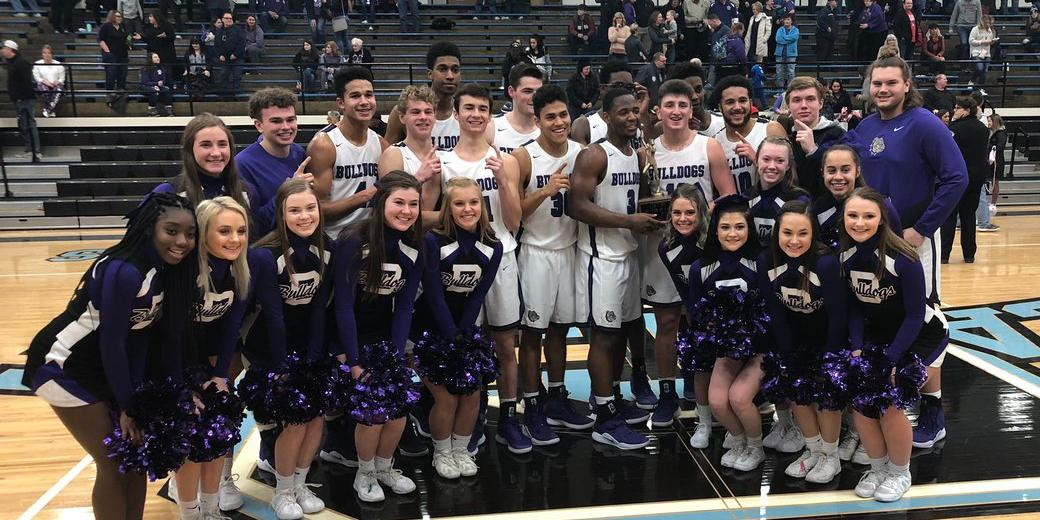 Boys Basketball Wins Back to Back County Titles