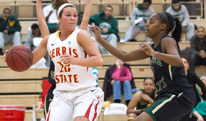 PREVIEW: Women's Basketball Faces Rival GVSU On Saturday