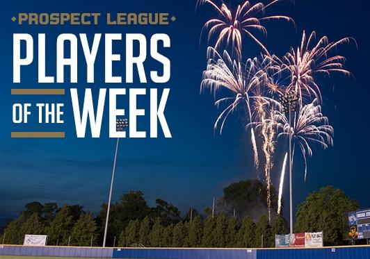 Czech Named Prospect League's Player of the Week