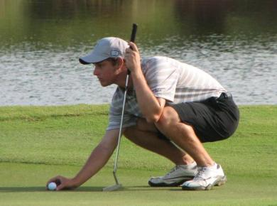 Men's Golf Competes Against Emory in Dual Meet
