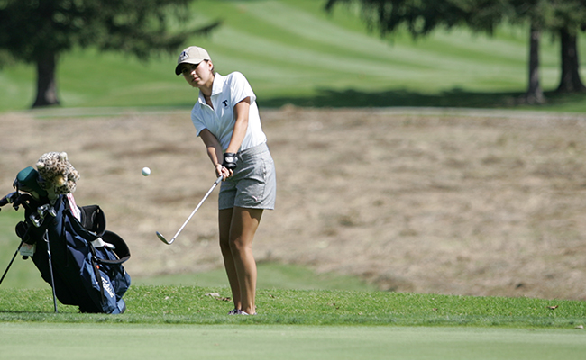 Women's Golf Finishes Eighth