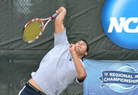 UMW's Charles, Rizzolo Invited to NCAA Tennis Doubles Championship