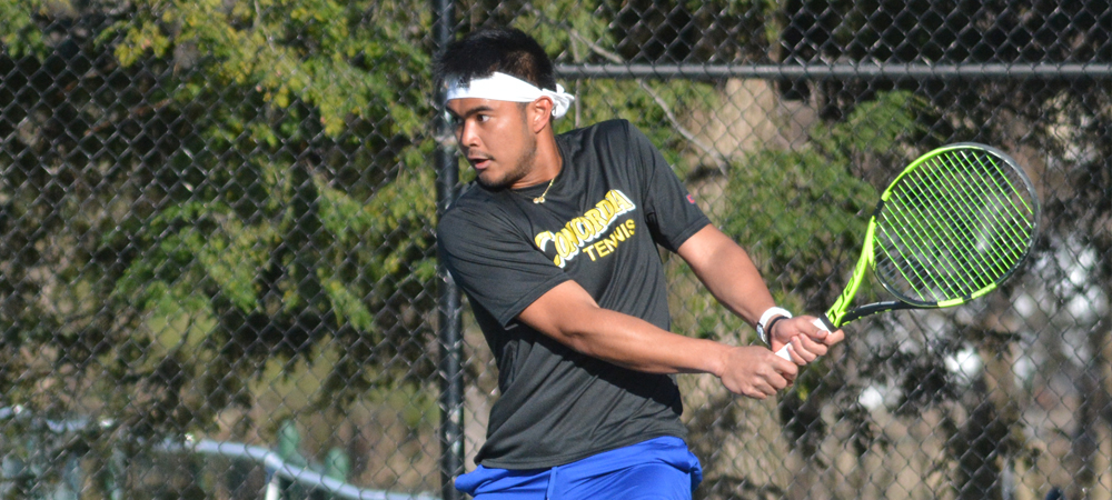 Men's Tennis Spears St. Thomas Aquinas, 7-0