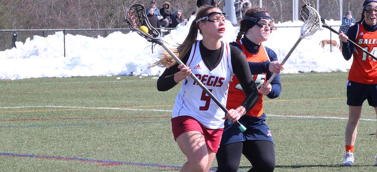 Women's Lacrosse Falls Short against Simmons
