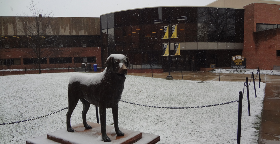 Matchup Between UMBC Women's Basketball and Bucknell Cancelled Due to Weather