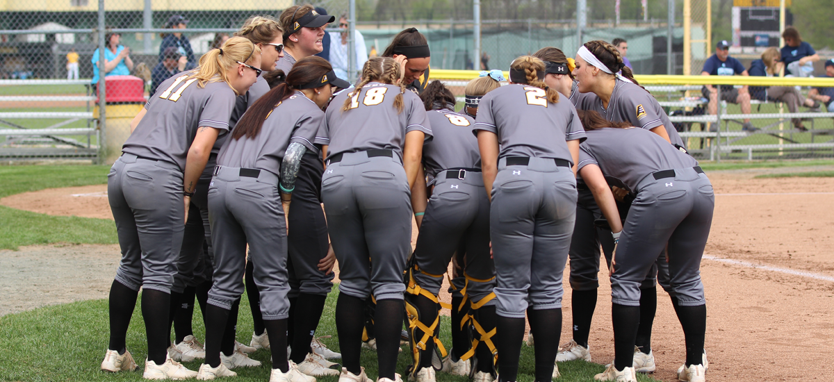 Softball Travels to UMass Lowell for Final Conference Road Series