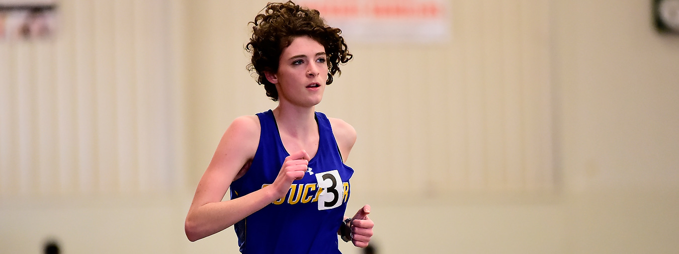 Goucher Track And Field Readies For The Landmark Conference Indoor Track And Field Championships On Saturday