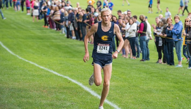 Men's Cross Country Second Place at Blugold Invite; Lau Breaks Course Record