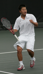 Men's Tennis Season Recap, Sophomore Jay Wong Named to Conference Team