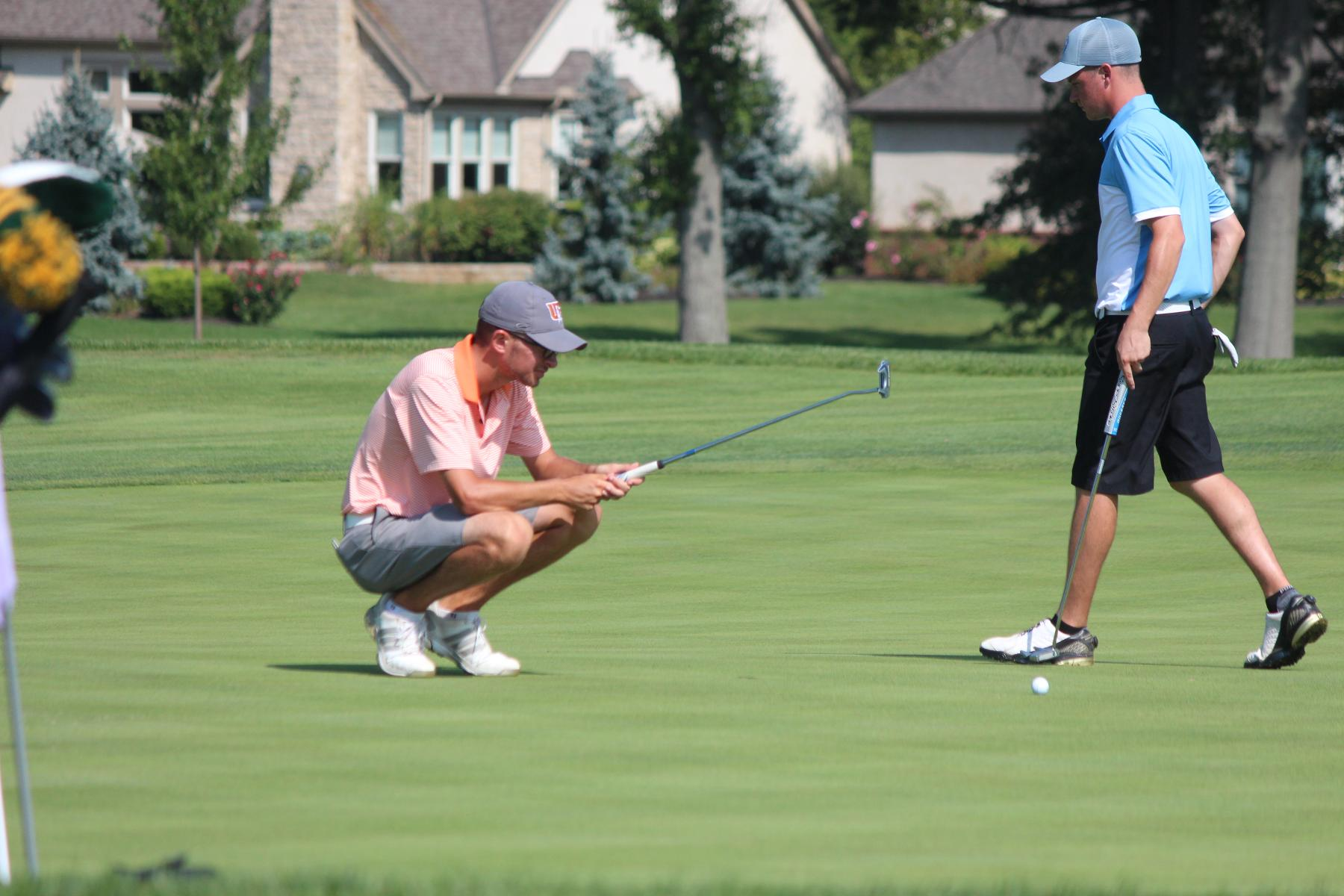 Golf Competes Against Some of DII's Best at Duran