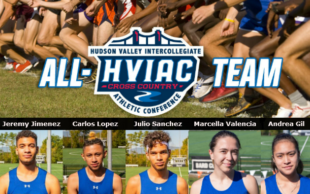 Hudson Valley Intercollegiate Athletic Conference cross country All-Conference teams announced; Five Berkeley College runners earn recognition