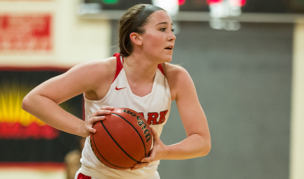 Four From Women's Basketball Get League Academic Nod