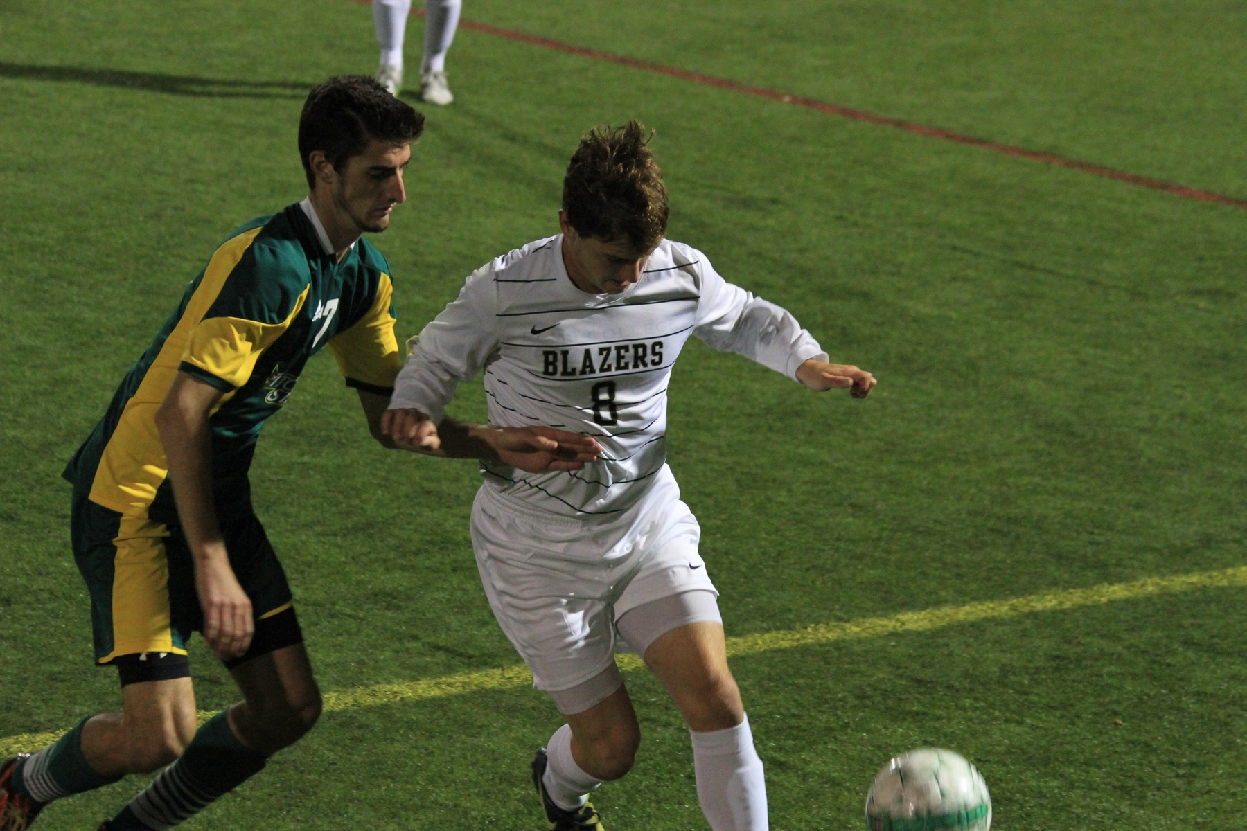 Men's Soccer Edged By Fitchburg State In Season Opener