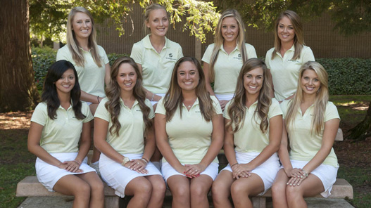 BALANCED SCORING PUTS WOMEN'S GOLF IN THIRD PLACE FOLLOWING FIRST ROUND OF BIG SKY CHAMPIONSHIP