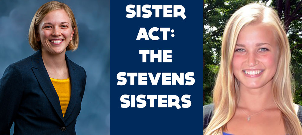 Sister Act: Stevens sisters prepare to face each other this Sunday