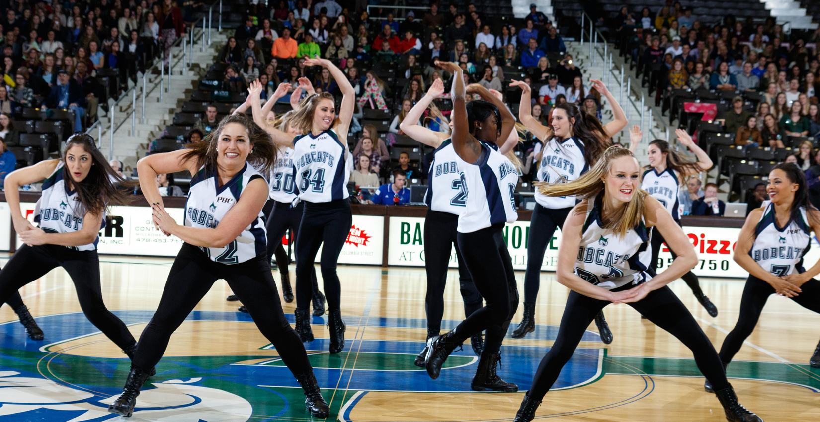 Sassy Cats Dance Team to Hold Tryouts in May