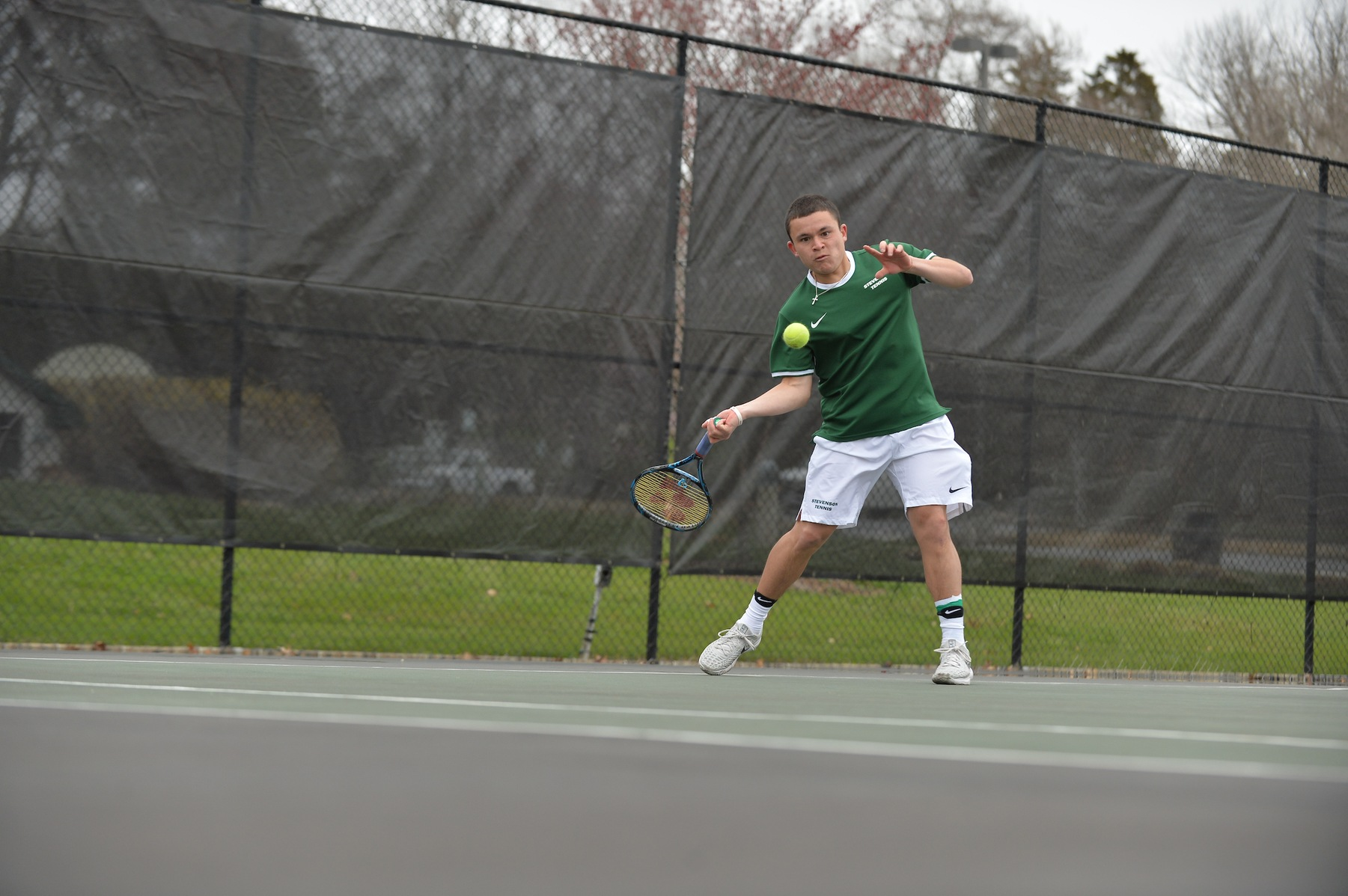 Both Sturniolo and Ryan Win 10th Straight in Singles, Mustangs Overtake Shenandoah