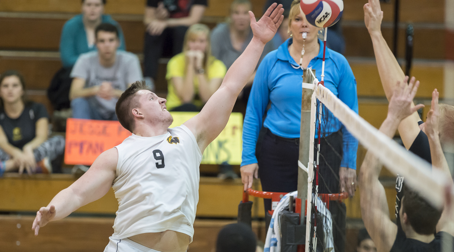 Falcons Fall In Straight Sets At Lees-McRae